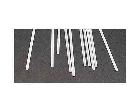 Plastruct MS-206 Rect Strip,.020x.060 (10)