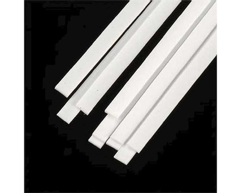 Plastruct MS-210 Rect Strip,.020x.100 (10)