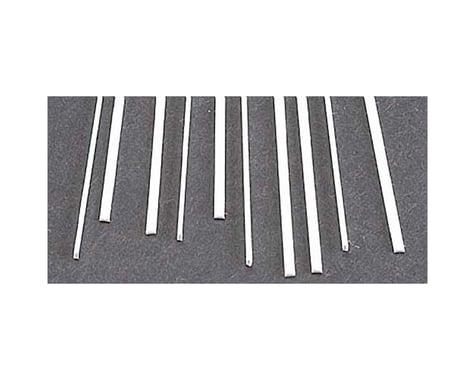 Plastruct MS-304 Rect Strip,.030x.040 (10)