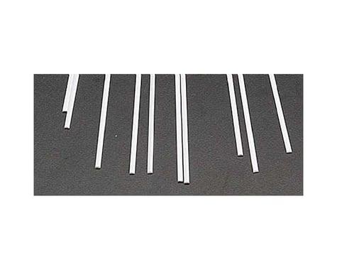 Plastruct MS-306 Rect Strip,.030x.060 (10)