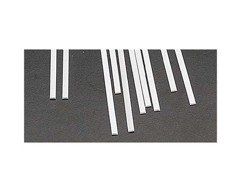 Plastruct MS-308 Rect Strip,.030x.080 (10)