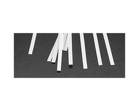 Plastruct MS-312 Rect Strip,.030x.125 (10)