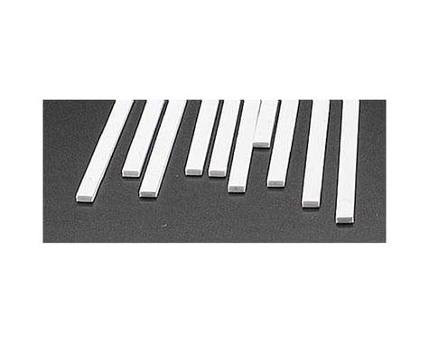 Plastruct MS-819 Rect Strip,.080x.187 (10)