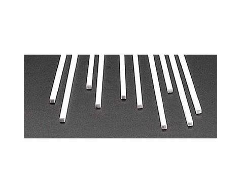 Plastruct MS-125 Square Rod,.125 (10)