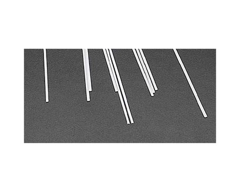 Plastruct MRH-40 Half-Round Rod,.040 (10)