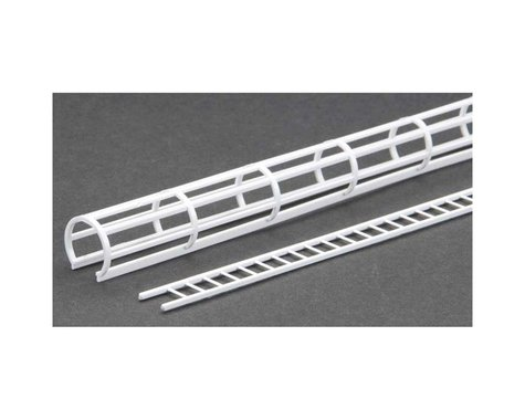 Plastruct CLS-8 Styrene Safety Cage & Ladder