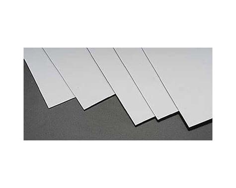 Plastruct SSA-102 Gray ABS,.020 (5)