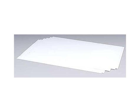Plastruct SSS-101 White Styrene,.010 (8)