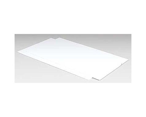 Plastruct SSS-108 White Styrene,.080(2)