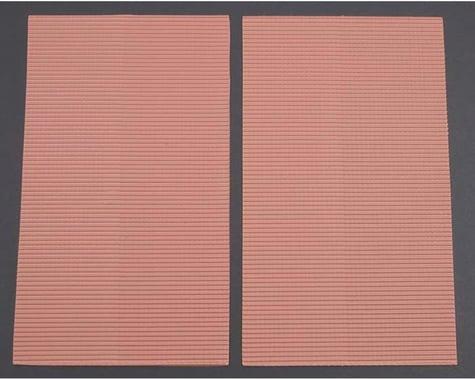 Plastruct HO Ridged Clay Tiles (2)
