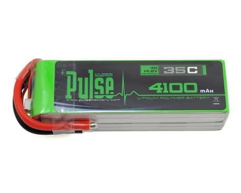 PULSE Ultra Power Series 4S LiPo Battery 35C (14.8V/4100mAh)