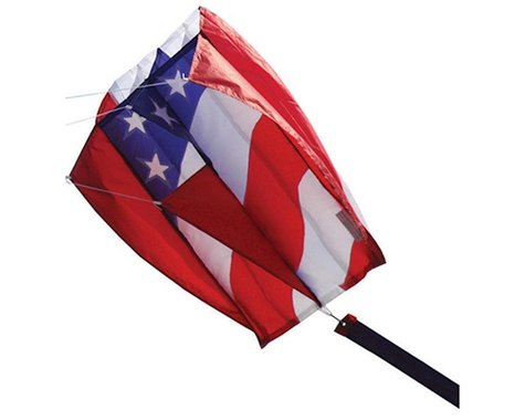 "Premier Kites Parafoil 2, Patriotic, 13"" x 21"""