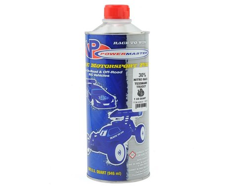 PowerMaster Tessmann Truggy Blend 30% Car Fuel (One Quart)