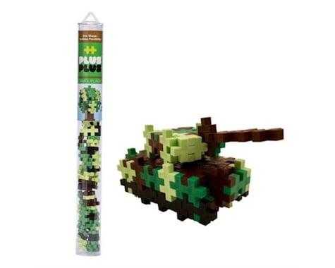 Plus-Plus Tube Camoflauge Mix 70 pcs. - Building Set by Plus Plus (04115)