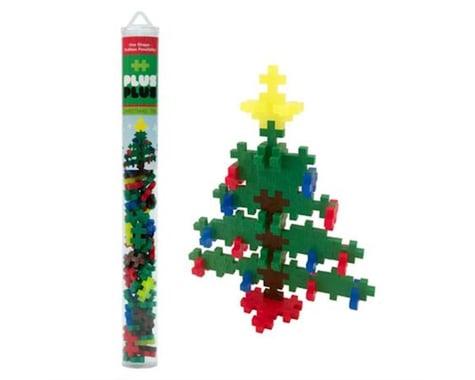 Plus-Plus 04118 - Christmas Tree Mix - 70 pcs. - Christmas Tree Building Set