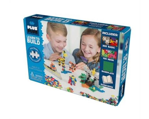 Plus-Plus - Learn To Build - Basic