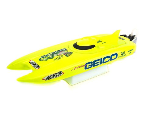 Pro Boat Miss Geico 17-inch RTR Brushed Catamaran Boat