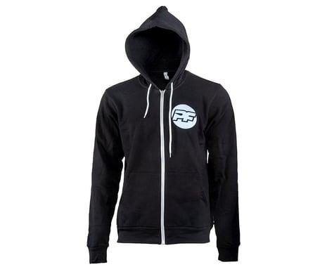Protoform PF Bona Fide Zip-Up Hoodie Sweatshirt (Black) (M)