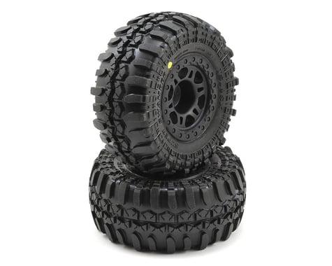 Pro-Line Interco TSL SX Super Swamper SC Tires w/Split Six Rear Wheels (2) (M2)