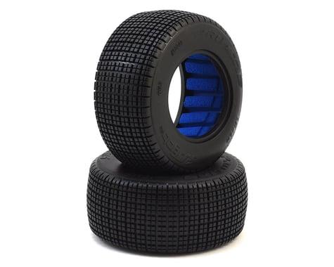 "Pro-Line Slide Job Dirt Oval SC 2.2/3.0"" Short Course Truck Tires (2) (M2)"