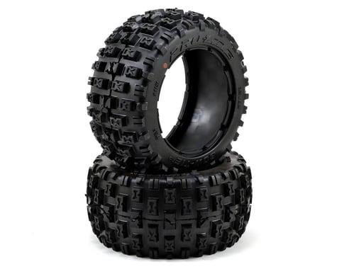 Pro-Line Bow-Tie Rear 1/5 Buggy Tire (2) (No Foam)