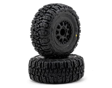 Pro-Line Trencher SC Tires w/Renegade Wheels (2) (Slash Rear)