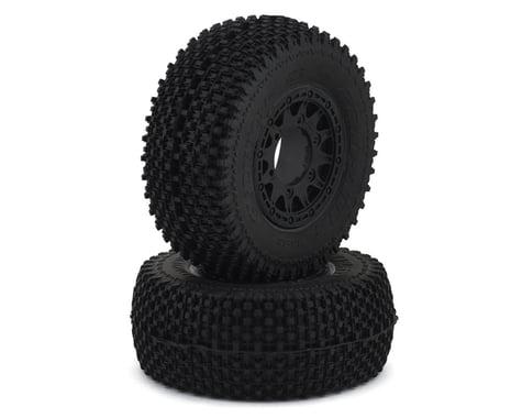 Pro-Line Gladiator SC Tires w/Raid Wheels (Black) (2) (Slash Rear) (M2)