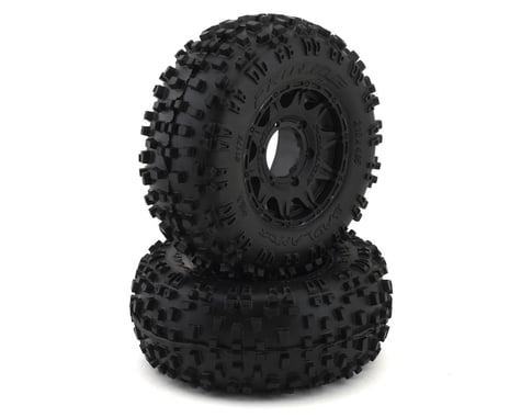 "Pro-Line F/R Badlands 2.8"" A/T Tires Mounted on Raid Wheels PRO117310"