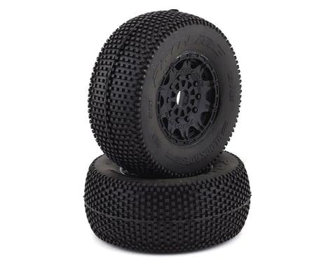 Pro-Line Blockade SC Tires w/Raid Wheels (2) (Black)