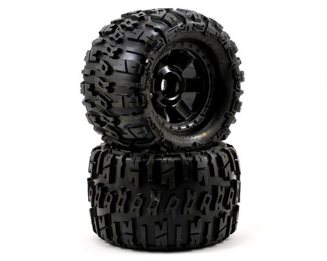 "Pro-Line Trencher X 3.8"" Tire 1/2"" Offset (2) (Black) (M2)"
