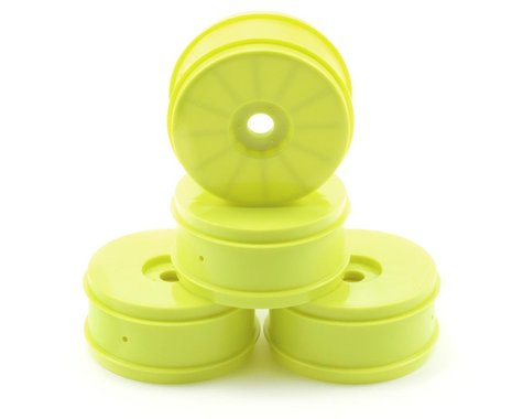 Pro-Line Velocity V2 1/8 Buggy Rims (4) (Yellow)