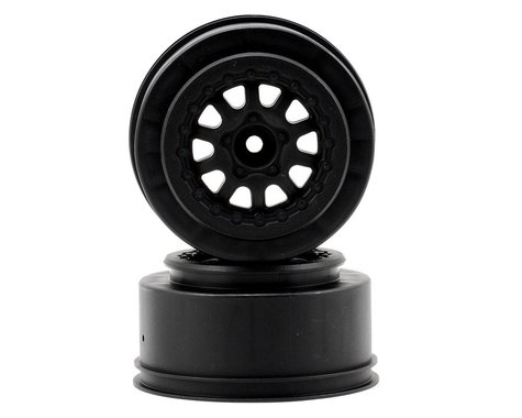 Pro-Line Renegade One-Piece Short Course Wheels (Black) (2)
