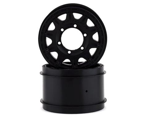 "Pro-Line Raid 2.8"" Wheel w/Removable Hex (Black) (2)"