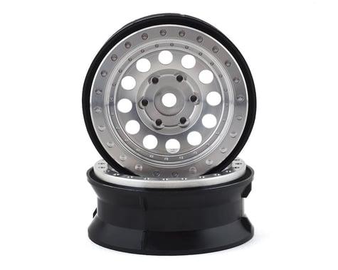 "Pro-Line Rock Shooter 1.9"" Aluminum Composite Internal Bead-Loc Wheels (2)"