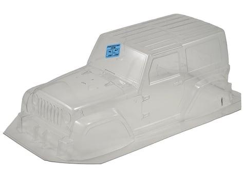 Pro-Line 2009 Jeep Wrangler 1/10 Crawler Body (Clear)