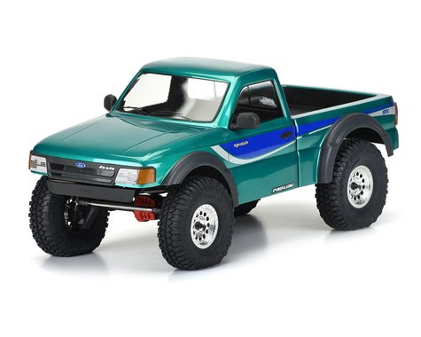 "Pro-Line 1993 Ford Ranger 12.3"" Crawler Body (Clear)"