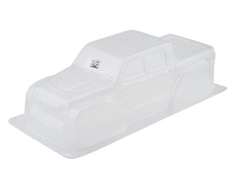 Pro-Line Jeep Gladiator Rubicon Body (Clear) (Slash/Slash 4x4)