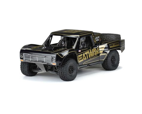 Pro-Line 1967 Ford F-100 Heatwave Edition Pre-Painted & Pre-Cut Body