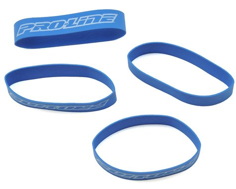 Pro-Line Rubber Tire Glue Bands (4)