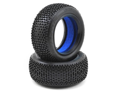 """Pro-Line Blockade 2.2"""" 4WD Buggy Front Tires (2) (M3)"""