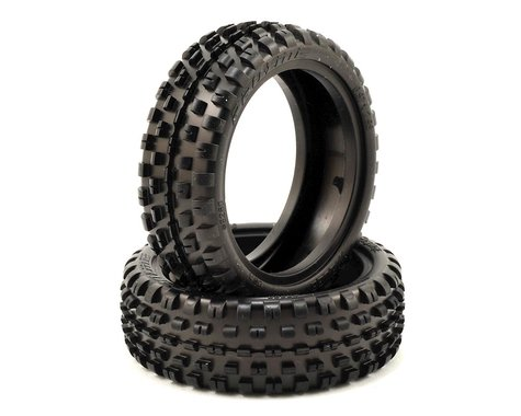 """Pro-Line Wide Wedge Carpet 2.2"""" 2WD Front Buggy Tires (2) (Z3)"""