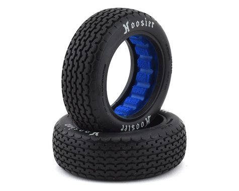 "Pro-Line Hoosier Super Chain Link Dirt Oval 2.2"" 2WD Front Buggy Tires (2) (M3)"