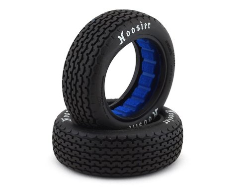 """Pro-Line Hoosier Super Chain Link Dirt Oval 2.2"""" 2WD Front Buggy Tires (2) (M4)"""