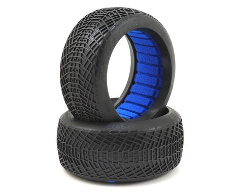 Pro-Line Positron 1/8 Buggy Tires w/Closed Cell Inserts (2) (M4)