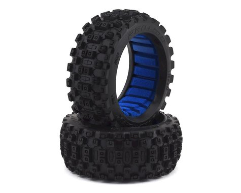 Pro-Line Badlands MX 1/8 Buggy Tires w/Closed Cell Inserts (2) (M2)