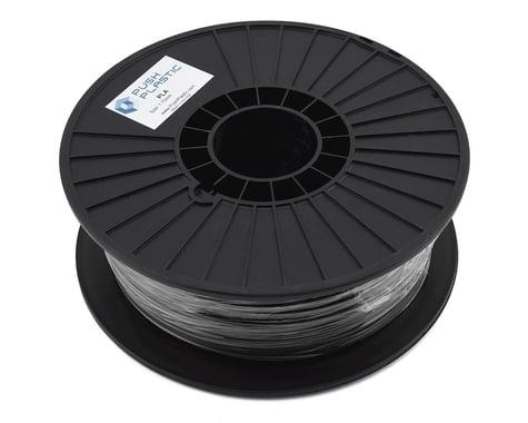 Push Plastic 1.75mm PLA 3D Printer Filament (Black) (1.0kg)