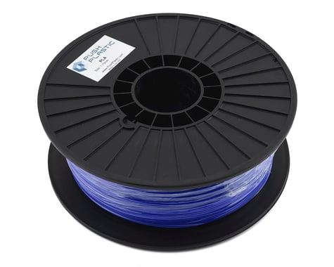 Push Plastic 1.75mm PLA 3D Printer Filament (Ultra Blue) (1.0kg)