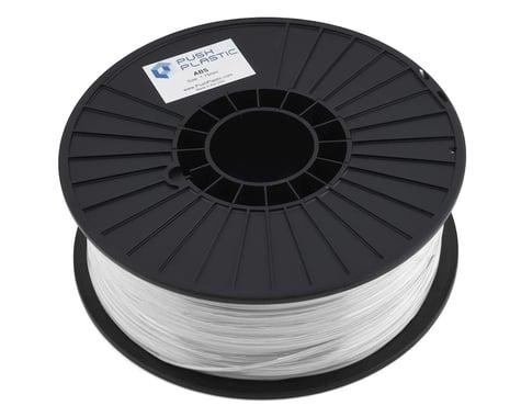 Push Plastic 1.75mm ABS 3D Printer Filament (White) (1.0kg)