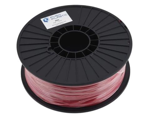 Push Plastic 1.75mm ABS 3D Printer Filament (Red) (1.0kg)