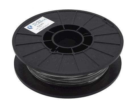 Push Plastic 1.75mm TPU 3D Printer Filament (Black) (.5kg)
